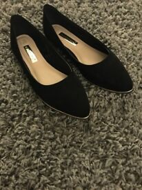 Women's primark flat shoes size 4