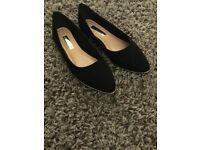 Women's primark flat shoes size 4