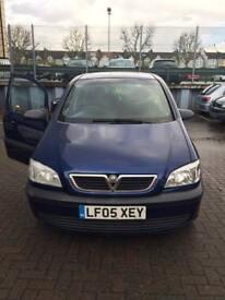 Vauxhall Zafira 1.6 *12 Months MOT!*