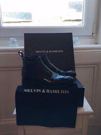 Melvin & Hamilton- MILA- Ankle boots- black- Size 7