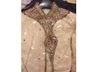 Boys packed brand new Asian wedding suit**
