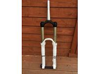 "Mountain bike suspension forks Rockshox Lyrik RLR 26"" 180mm"