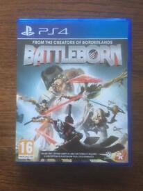 Battleborn (Sony PS4, 2016)