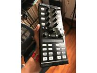 Native Instruments Traktor X1 mk2 controller with stand - Portsmouth / Woking