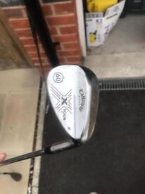 Callaway Forged X Tour 60 degree wedge