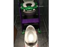 Nappy Bin, Potty and Toilet Trainer Seat