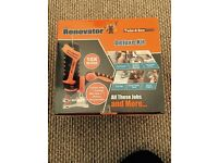 The renovator twist a saw deluxe