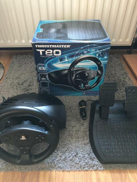 PS4 Wheel  Thrustmaster T80 | in Halfway, South Yorkshire | Gumtree