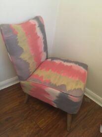 Bedroom chair. Unused,