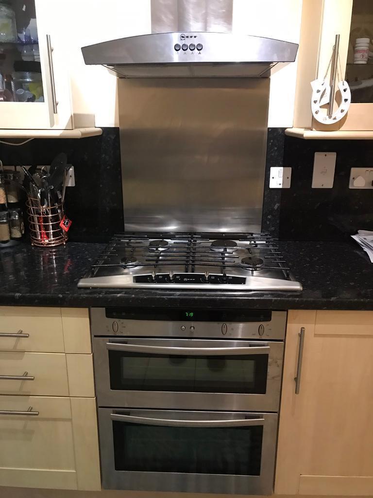 Neff U1722 Double Oven Sold In West Hampstead London