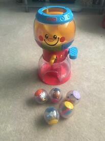 Playskool gumball machine