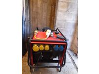 YANMAR 6kva Diesel Generator