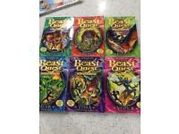 Beast quest series 6 (books 31-36)