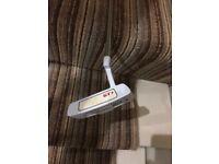 Backdraft Gt+ putter golf club