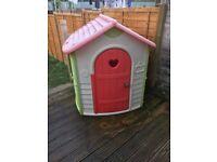 Smoby Jura lodge playhouse