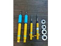 Honda bilstein shocks track race civic integra prelude crx vtec