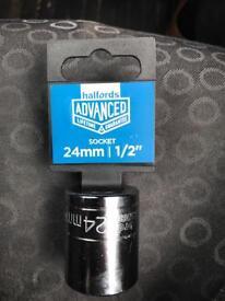 "24mm | 1/2"" screw"