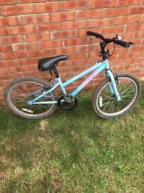 Apollo XC20 girls mountain bike