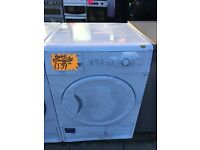 BEKO 8KG CONDENSER TUMBLE DRYER IN WHITE