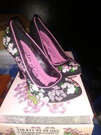 Irregular Choice Shoes size 4