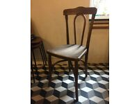 Bentwood Thonet cafe chair