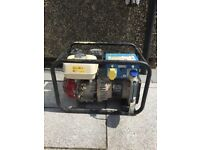 SE2700 2.7VA /2.2kw open frame Honda GX160 generator