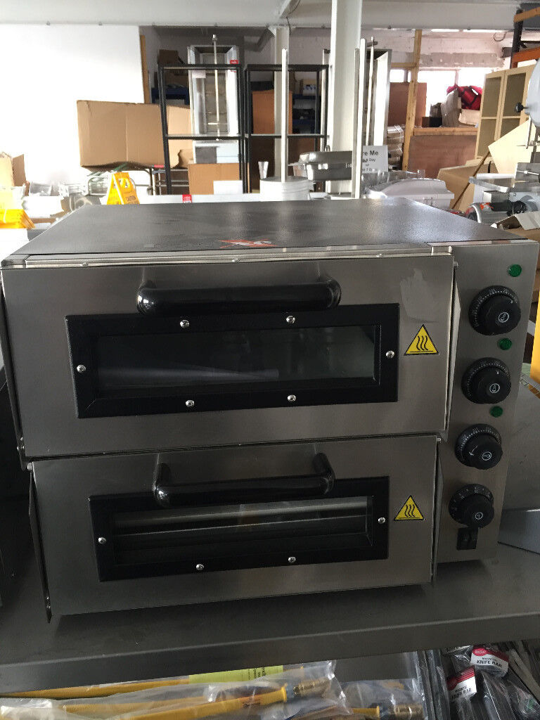 Pizza oven (Double Deck)