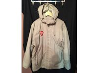 ARSENAL NIKE JACKET FANTASTIC CONDITIONS ONLY £25!!! SIZE L