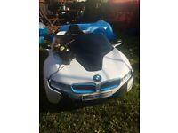Car BMW i8 KIDS