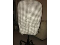 Upholstered office chair for sale