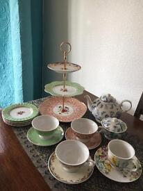 Tea set great condition