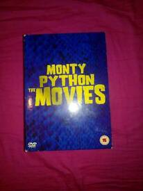 Monty python movie collection