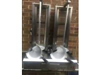 Archway double doner kebab machine