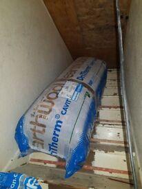 Rockwool and knauf insulation