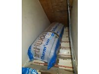 Rockwool and knauf insulation