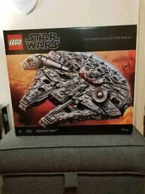 Lego Millennium Falcon 75195