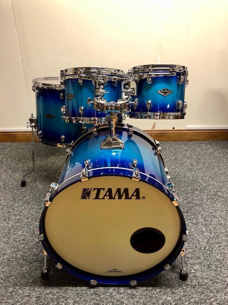 Tama Starclassic Performer kit - Twilight blue burst (Birch + Bubinga  shells) | in Magherafelt, County Londonderry | Gumtree