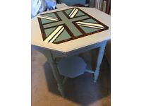 Small funky table and chairs
