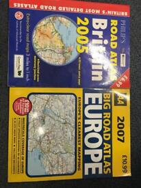 Road Maps for sale