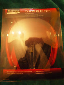 Technika Over Ear Headphones.