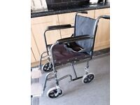 Lightweight Wheelchair - Very Good Condition