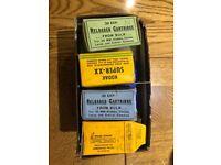 WW2 Kodak, Eastman 35mm film boxes