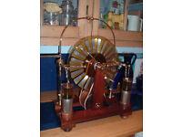 Vintage Wimshurst machine