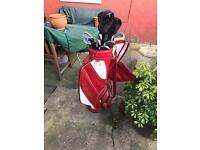 Wilson john daly full golf set