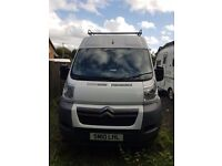 VERY LOW MILEAGE ONE OF A KIND CITROEN RELAY