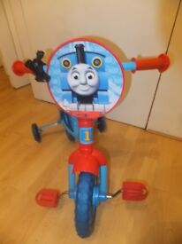 Thomas & Friends kids 10 Inch Trainer Bike