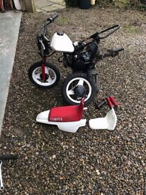 Genuine pw50 with 60cc kit READ ADD!!!!