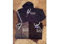 EA7 Tracksuits - Black - Grey - Navy