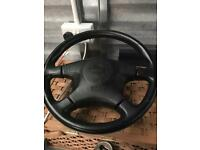 Nissan s14 200sx steering wheel with airbag for sale  Larne, County Antrim