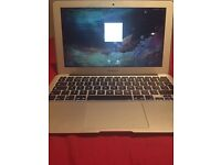 "MacBook Air 11"" : 1.4ghz Processor : 4gb Ram : 128gb SSD"